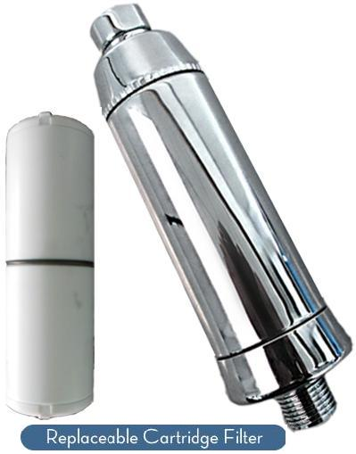 Shower Water Filter